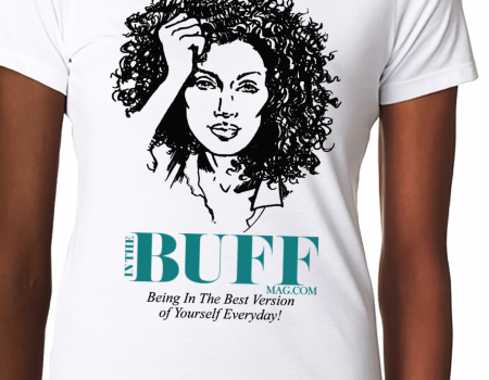 In The Buff T-Shirt (Round Neck)