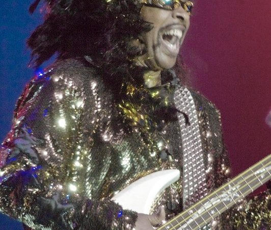 Ahh…The Name is Bootsy Baby